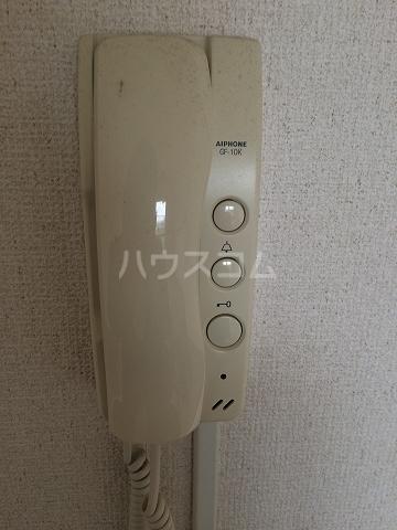 サンシャイン富士パート1 102号室のセキュリティ