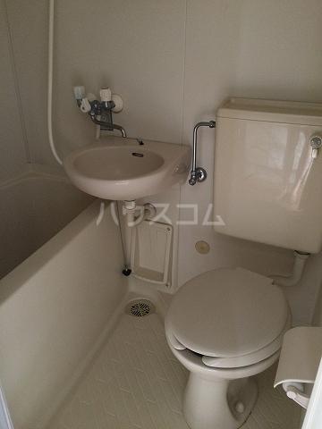 サンシャイン富士パート1 501号室の風呂