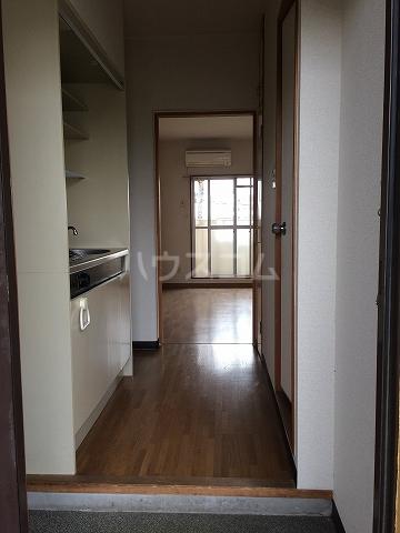 サンシャイン富士パート1 501号室の玄関