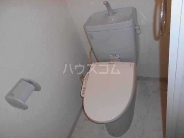 メゾンドール光和パートⅡ 105号室のトイレ