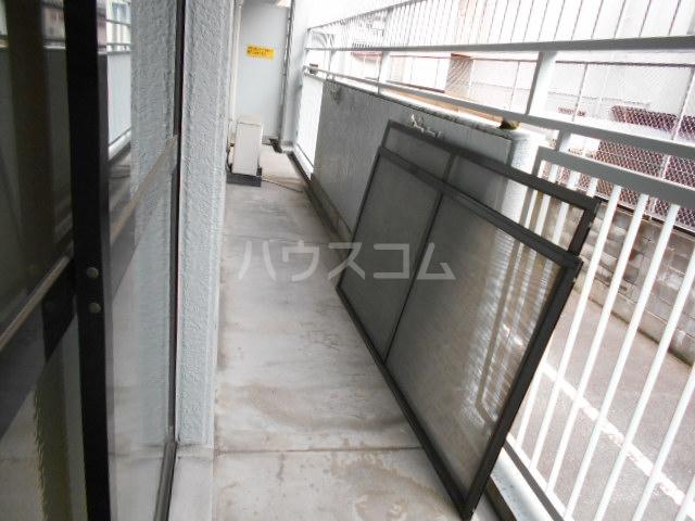 メゾンドール光和パートⅡ 105号室のバルコニー