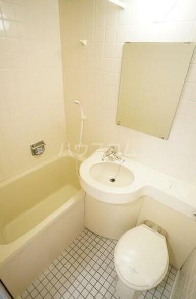 扶桑ハイツ池袋 205号室の風呂