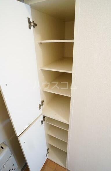 扶桑ハイツ池袋 205号室の収納