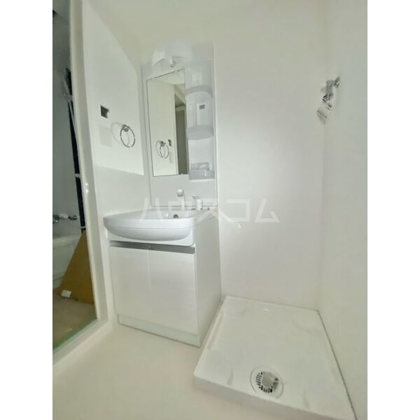 S-RESIDENCE葵II 1207号室の洗面所