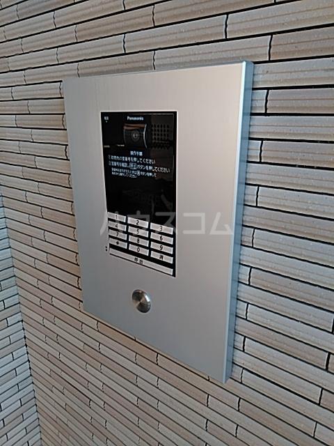 PYT29 201号室のセキュリティ