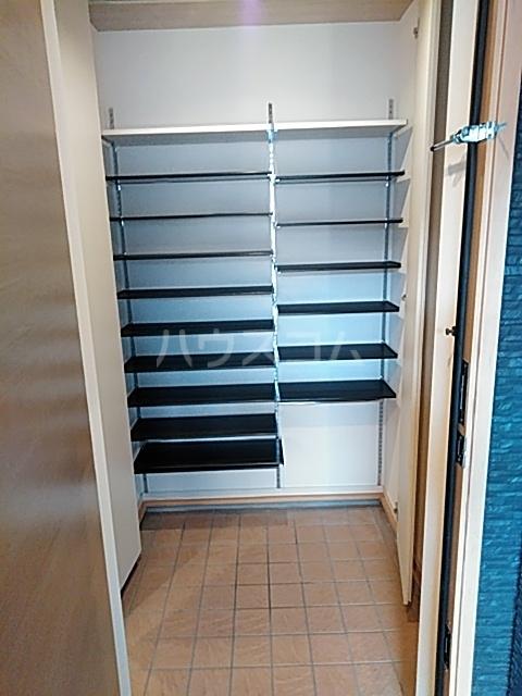 PYT29 201号室の玄関