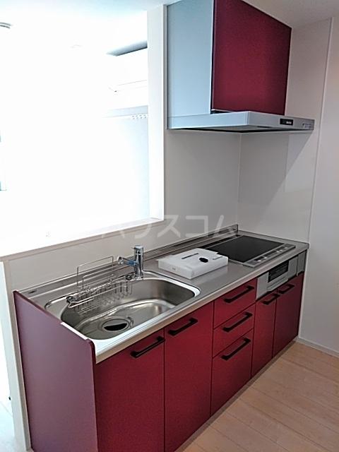 PYT29 201号室のキッチン