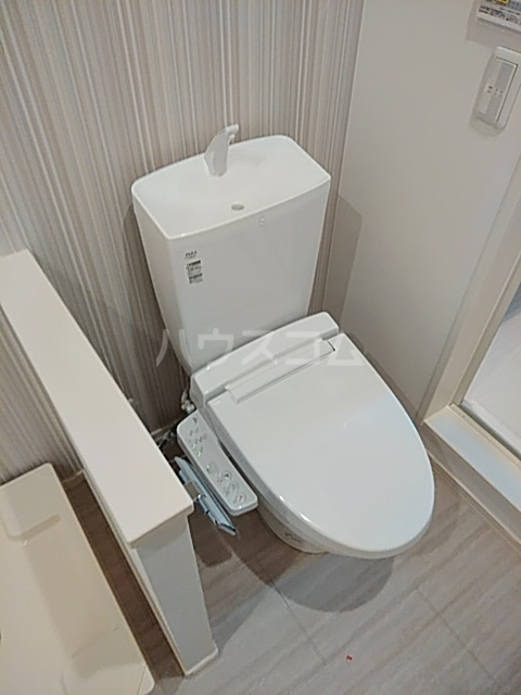 PYT29 201号室のトイレ