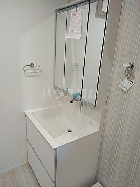 PYT29 201号室の洗面所