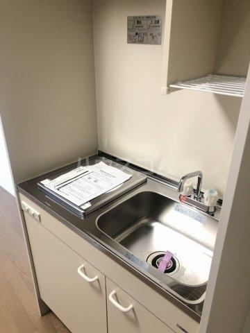 グラシアテラス 高田馬場 A-1号室のキッチン