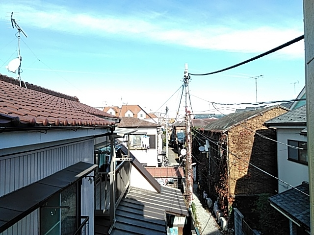 ユナイト桜ベルーガ 103号室の景色