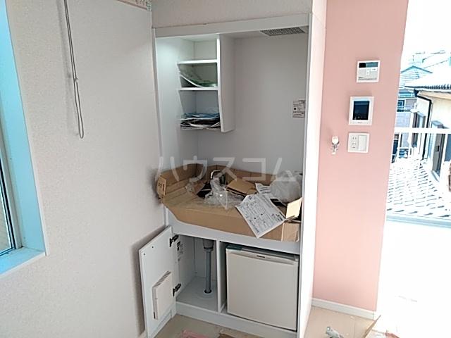 ユナイト桜ベルーガ 103号室のキッチン