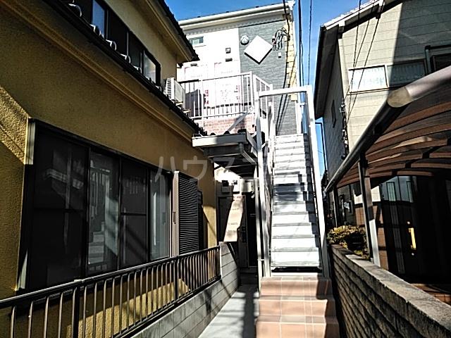 ユナイト桜ベルーガ 103号室の外観