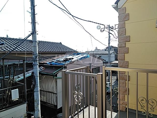 ユナイト桜本オブライエン 101号室の景色
