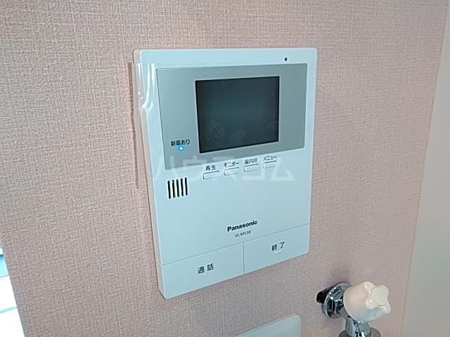 ユナイト桜本オブライエン 101号室のセキュリティ