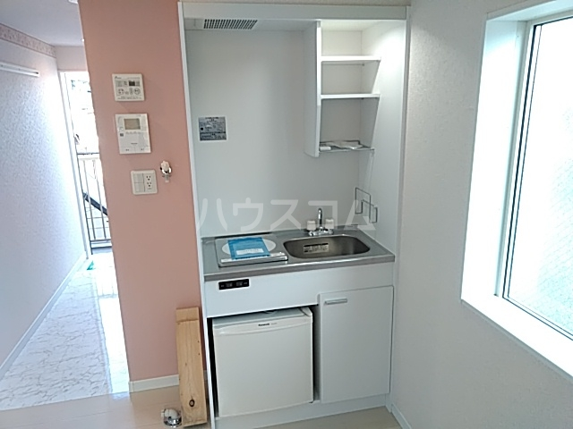 ユナイト桜本オブライエン 101号室のキッチン