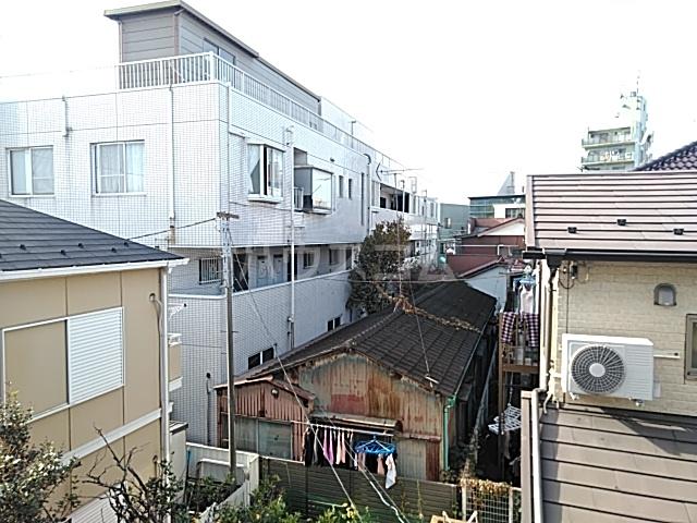 ユナイト桜本オブライエン 106号室の景色