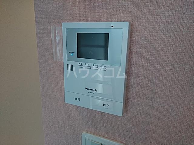 ユナイト桜本オブライエン 106号室のセキュリティ