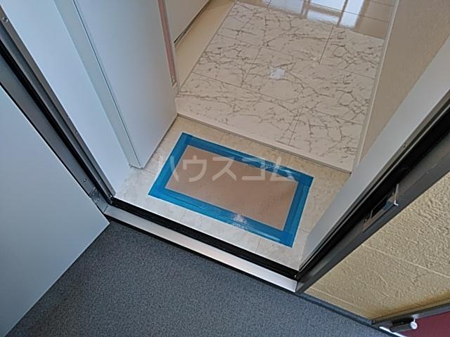 ユナイト桜本オブライエン 106号室の玄関