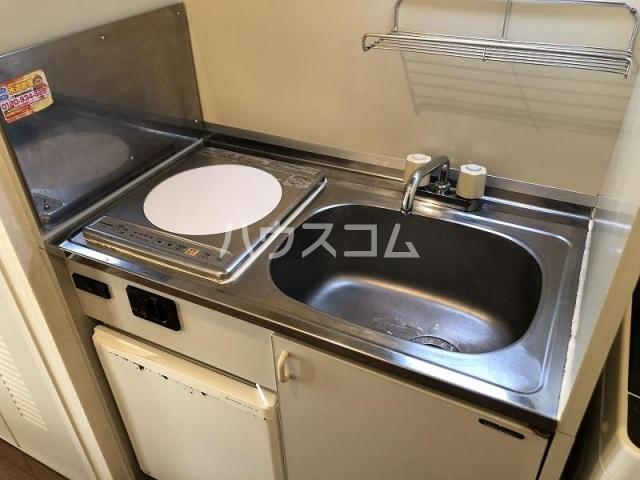 クリオ北松戸壱番館 103号室のキッチン