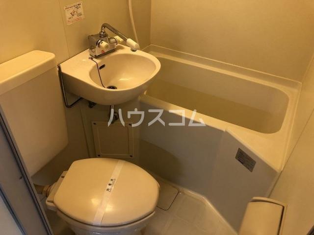 クリオ北松戸壱番館 103号室の風呂