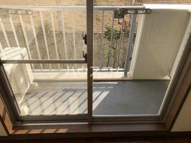 クリオ北松戸壱番館 103号室のバルコニー