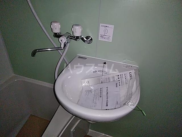 アティコグランデ 107号室のトイレ