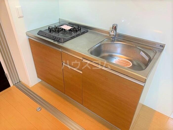 MAISON DE SUD 102号室のキッチン