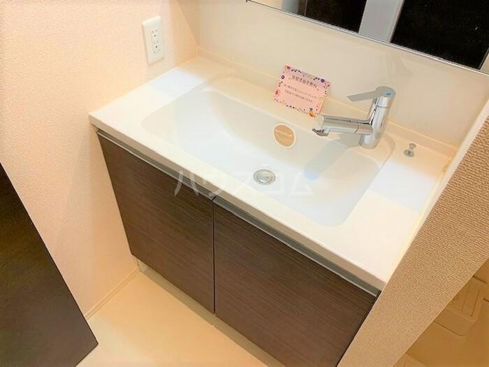 MAISON DE SUD 102号室の洗面所