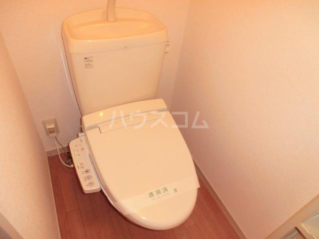 シャトル・ネゴロ 205号室のトイレ