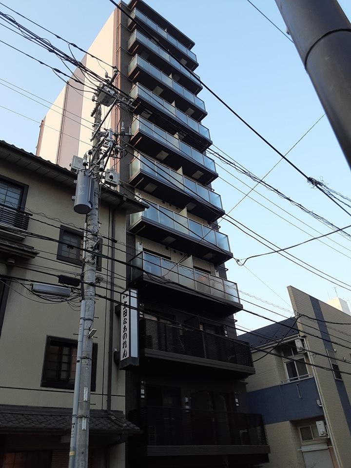SS.Advance横濱末吉町 303号室の外観