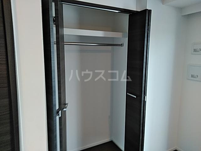 SS.Advance横濱末吉町 303号室の収納
