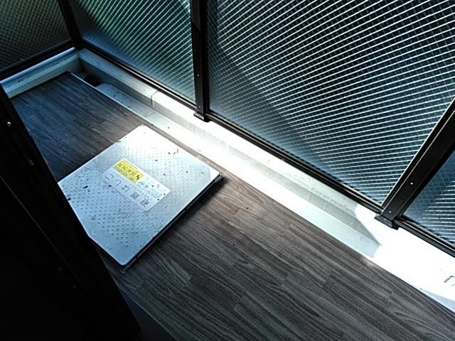 SS.Advance横濱末吉町 303号室のバルコニー