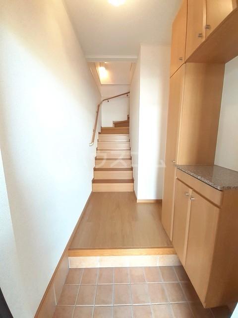 エトアール18B 02030号室のキッチン