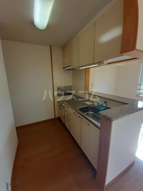 エトアール18B 02030号室の洗面所