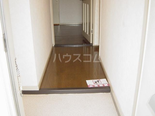 ニューハイツ雅 00201号室のエントランス