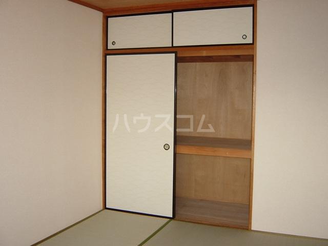 ニューハイツ雅 00201号室の収納