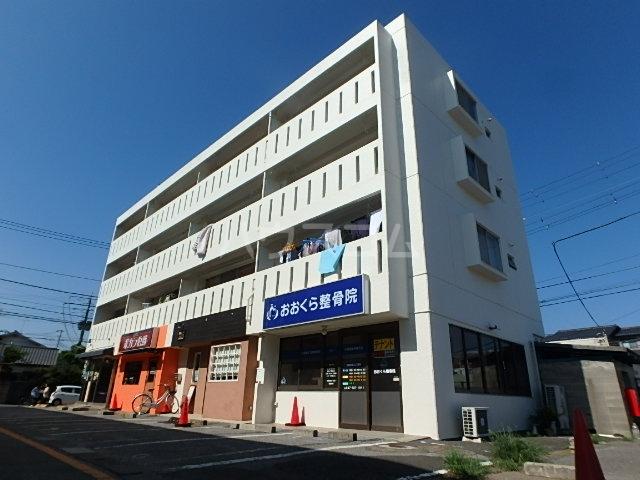 藤井マンションの外観