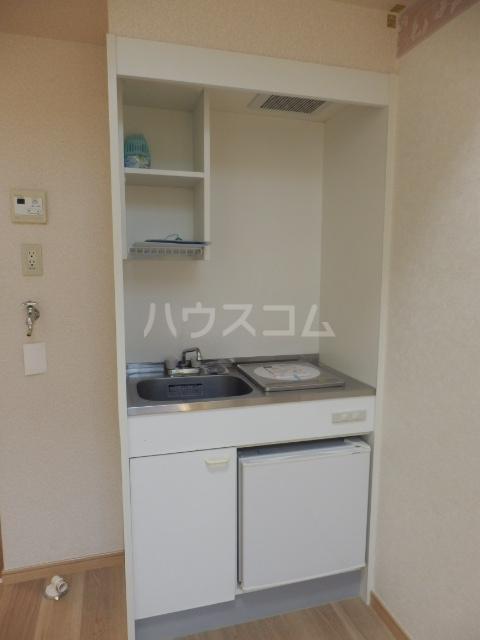 ユナイト矢口渡弐番館 203号室の風呂
