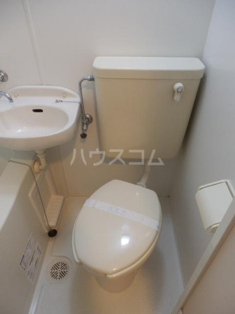 ユナイト矢口渡弐番館 203号室の設備