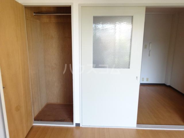サンシティフジト B203号室のトイレ
