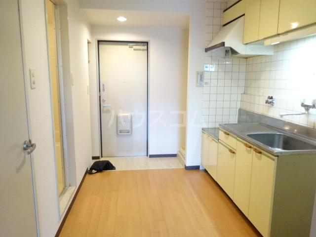 サンシティフジト B203号室の設備