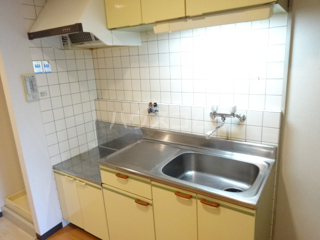サンシティフジト B203号室のキッチン