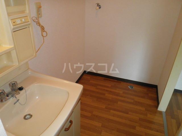 ガーデンハイツ・ヒゴ A206号室のトイレ