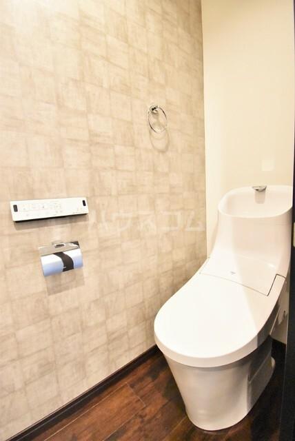 ミリアーデ覚王山 105号室のトイレ