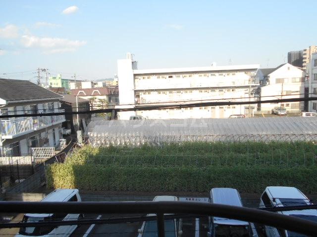 ドラル西院 407号室の景色