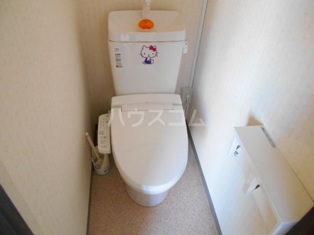 堀の内ハイツB 103号室のトイレ