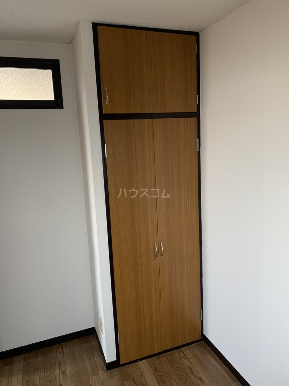 アスピア若鶴 311号室の収納