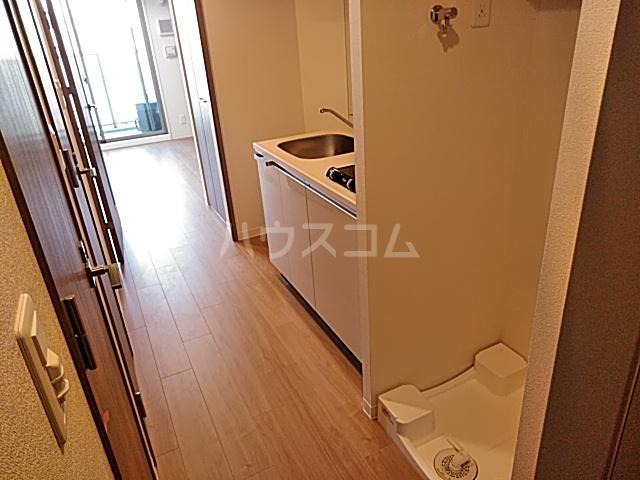 プレサンス名古屋幅下ファビュラス 1401号室のキッチン