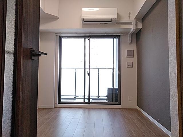 プレサンス名古屋幅下ファビュラス 1401号室の洗面所